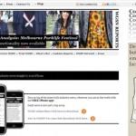 WGSN lleva la moda directo al iPhone