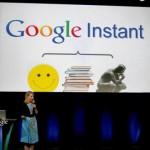 Busqueda instantánea de Google, 5 cambios en el marketing