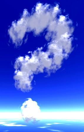 nube interrogacion