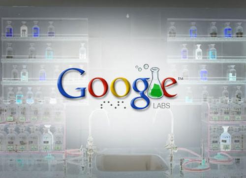 10 experimentos de Google Labs dignos de conocerse.