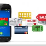 Google Wallet, la billetera móvil de Google.