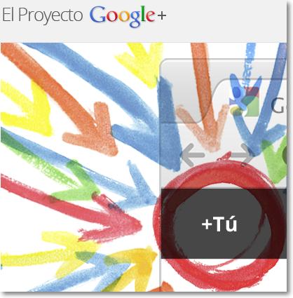 google+ la aplicación social de Google