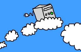 el icono de la informatica se fue a la nube