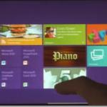 Microsoft anuncia Windows 8, el SO táctil y versátil.