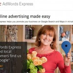 Google AdWords Express la publicidad local de Google para comercios medianos.