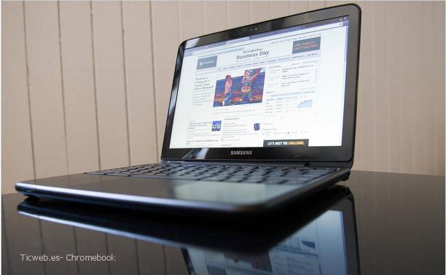 chromebook salio al mercado con criticas diversas