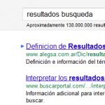 Google ranking, factores con incidencia negativa.
