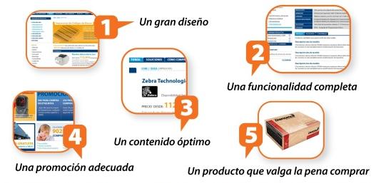E-commerce 5 consejos para optimizar sitios de comercios electrónicos