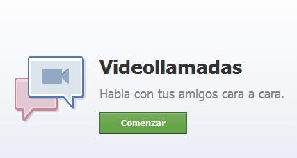 videochat facebook