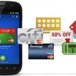 La billetera electrónica de Google comenzó a funcionar en tiendas pilotos.