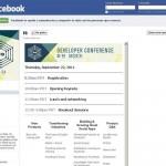 La F8 de Facebook anunciará nuevas funciones en la red social.