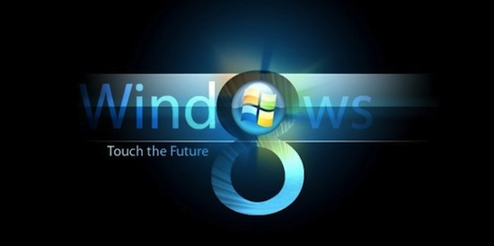 windows8 touch