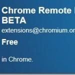 Chrome Remote Desktop permite conectar con escritorio desde otros ordenadores.