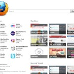 Firefox 12 renovará su pantalla principal de navegación
