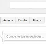 Google+ cambia su estética y se vuelve más funcional y flexible