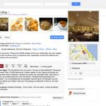Google+ Local: Google Places se integra en Google+ para mejorar su experiencia Social