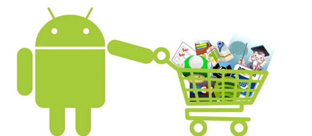 alternativas de tiendas de aplicaciones y complementos para android