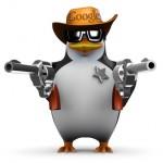 Google modifica su algoritmo con la versión Pinguino y los SEOs investigan