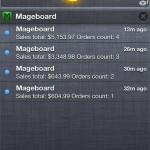 Magento tiene su administración por dispositivos móviles, Mageboard