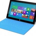 Microsoft quiere volver al protagonismo con Windows 8 y la tableta-pc Surface