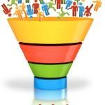 El modelo embudo y su vigencia en las ventas on-line en un blog
