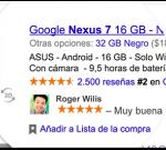 Google genera nuevos cambios en los resultados de búsquedas: recomendaciones compartidas