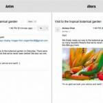 Gmail cambia la forma de procesar las imágenes insertadas en los correos electrónicos