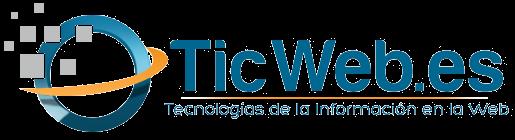 TIC's en la Web Logo
