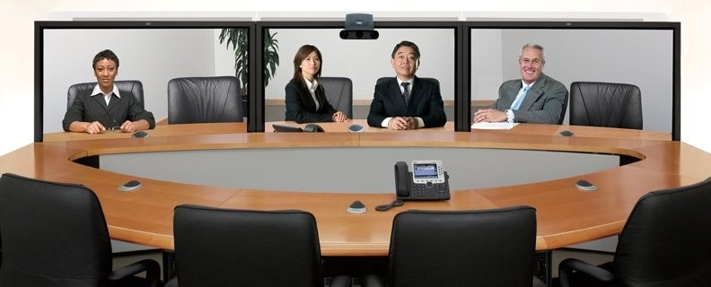 telepresencia