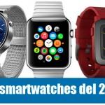 Algunos nuevos Smartwatch que aparecerán en el 2015