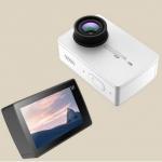 La mejor cámara deportiva por calidad-precio: Xiaomi Yi 4K