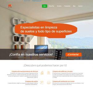 web para negocios convencionales